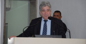 Presidente do TRE, Péricles Moreira Chagas