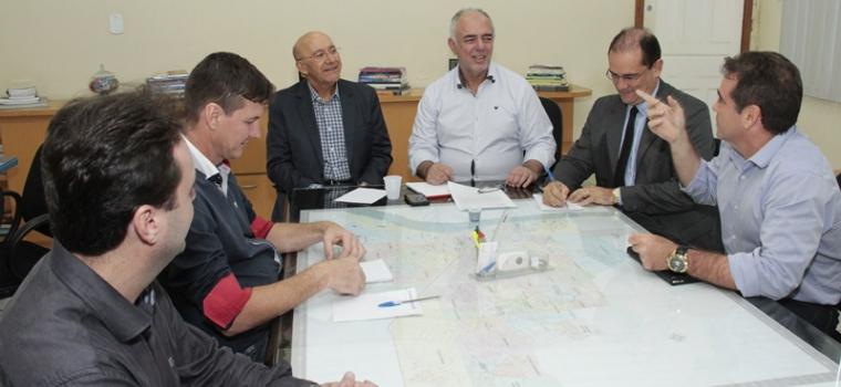 Prefeito e governador fortalecem parceria para melhorar Porto Velho