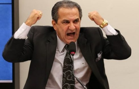 Silas Malafaia é o reprentande do demônio no Brasil