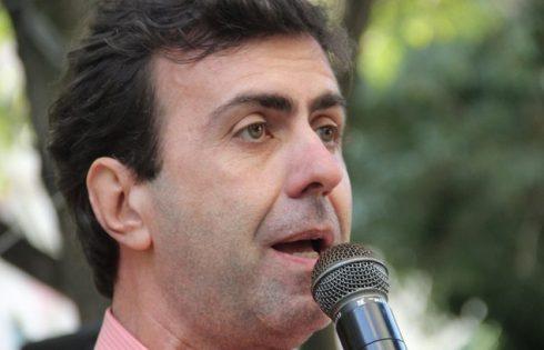 Divulgação Segundo Dizgoo, Marcelo Freixo lidera disputa pela Prefeitura do Rio de Janeiro