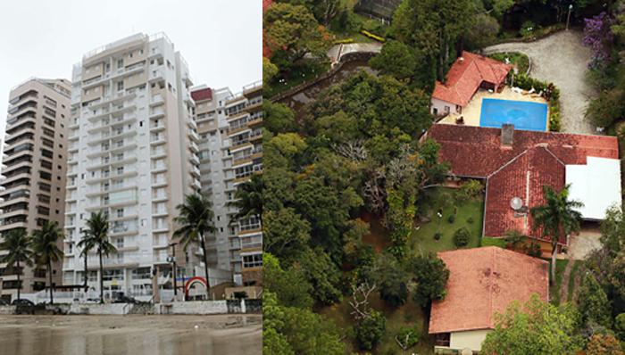 Resultado de imagem para O triplex e o sítio em Atibaia não são os maiores problemas de Lula.